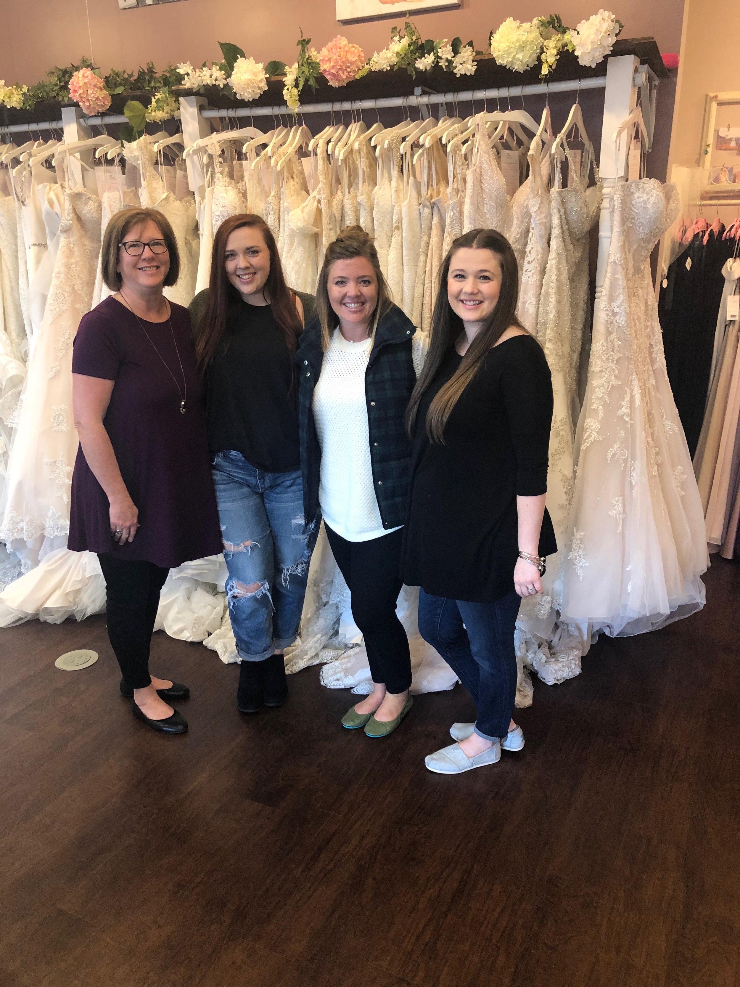 Copy of Wedding Gown Trip!