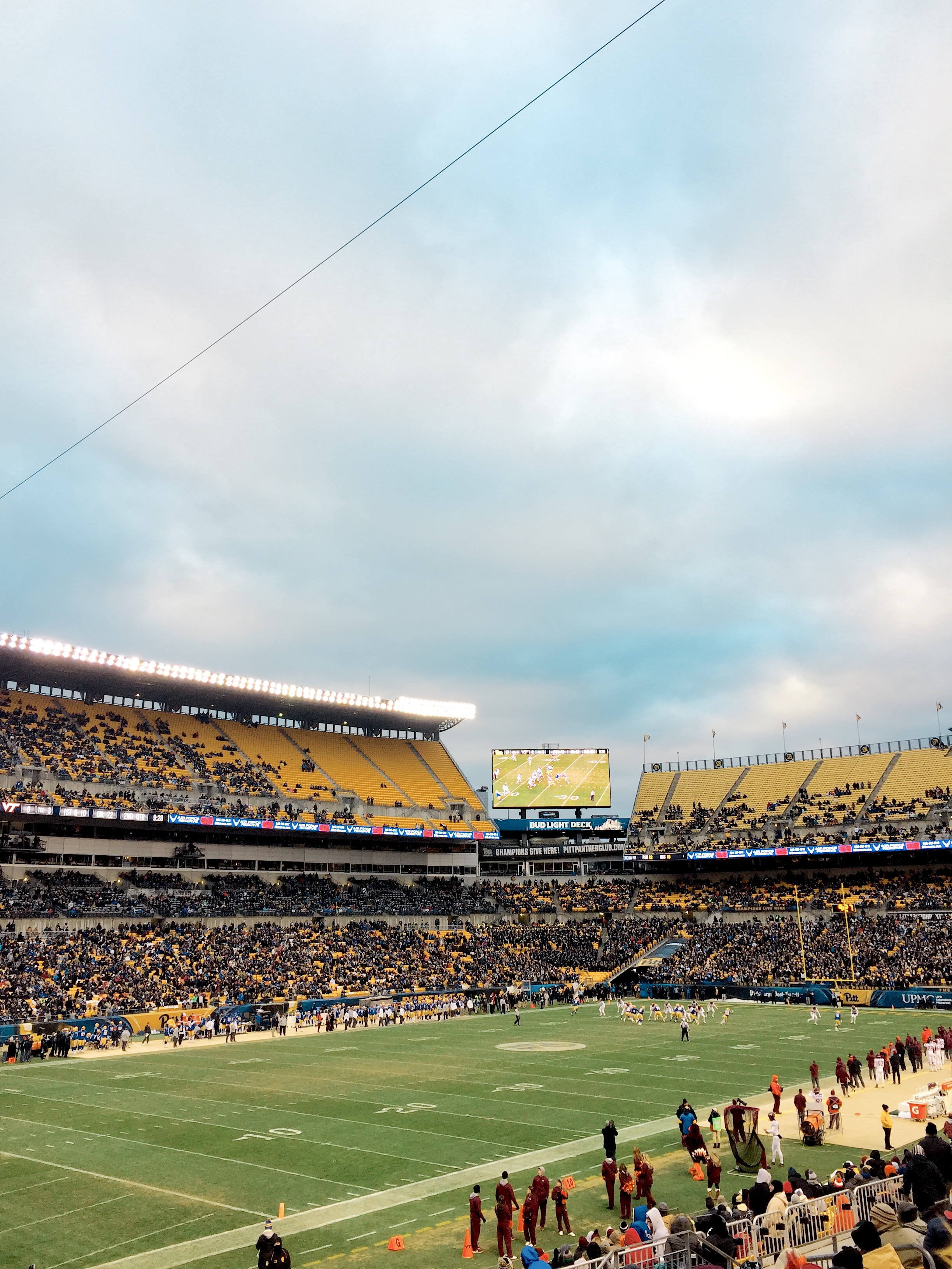Copy of VA Tech Football Game