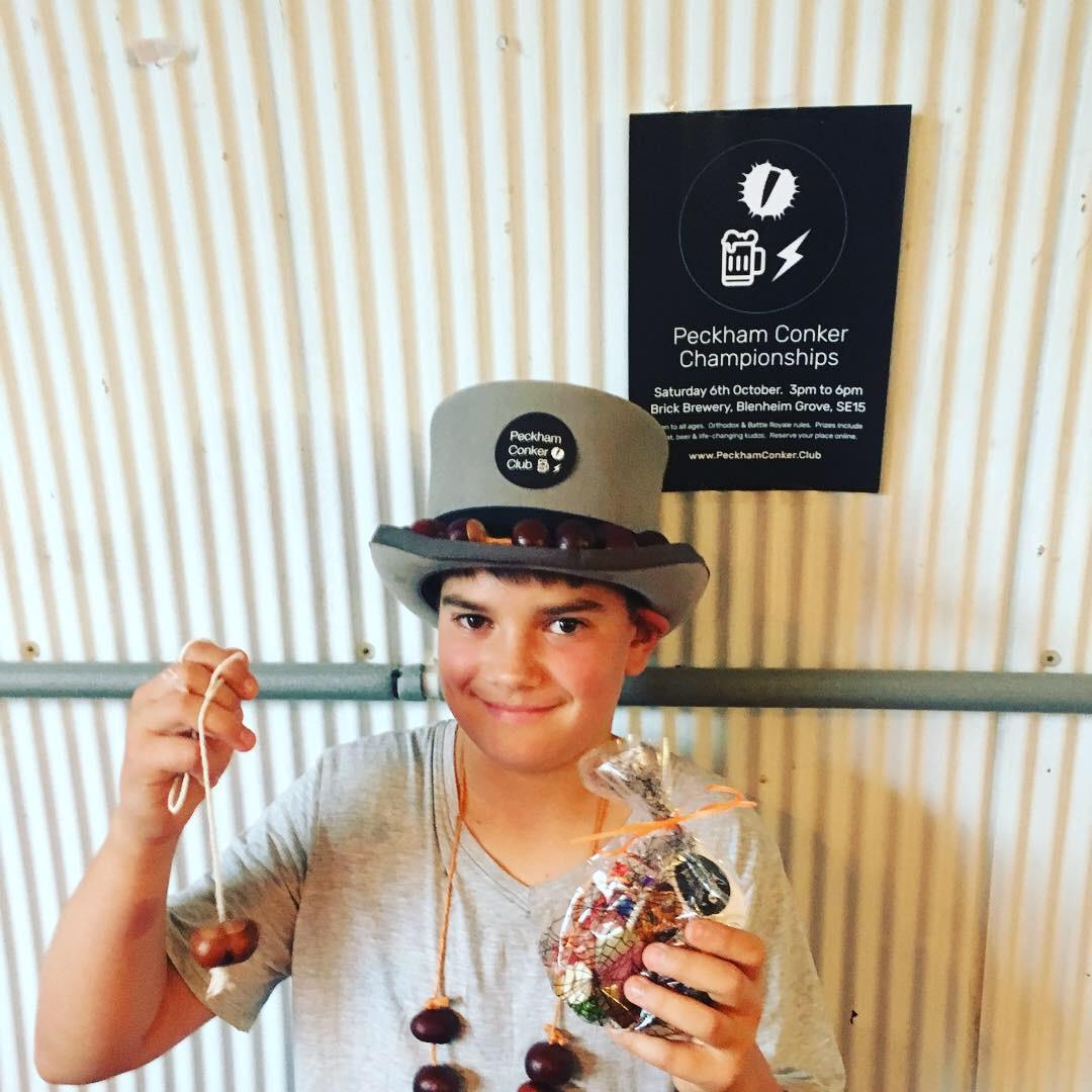Noah, Junior Winner