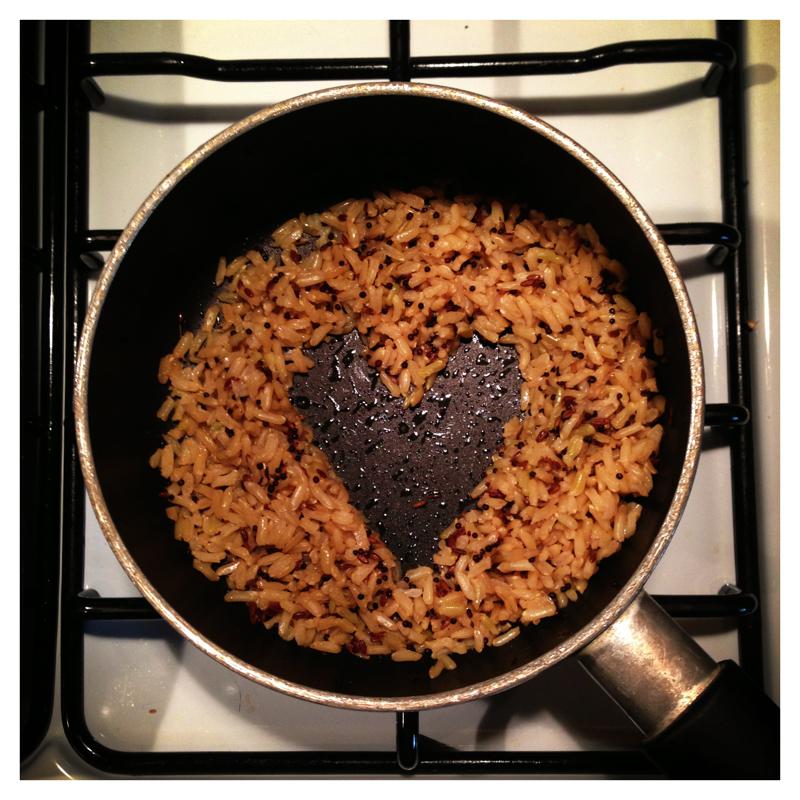cleanse-worthy rice porridge
