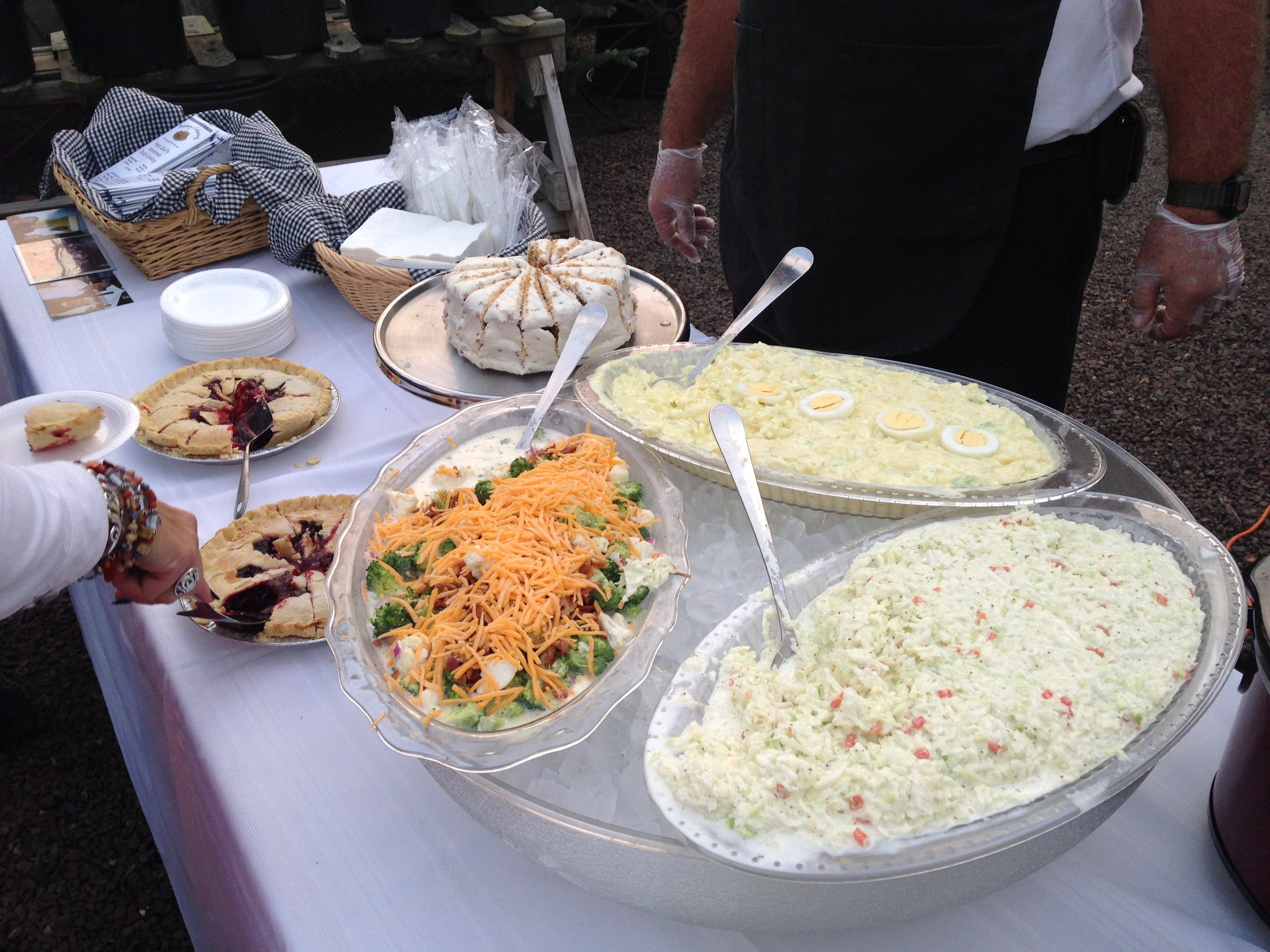 Wedding Catering in Madison