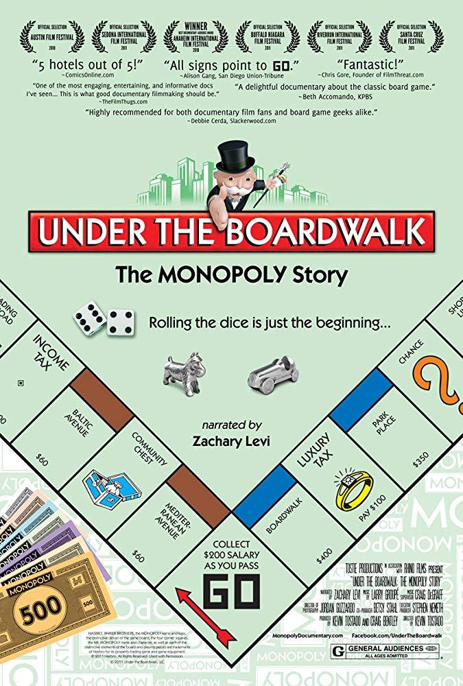Under The Boardwalk - Poster.jpg