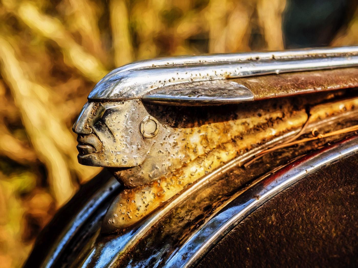 Pontiac Hood Ornament