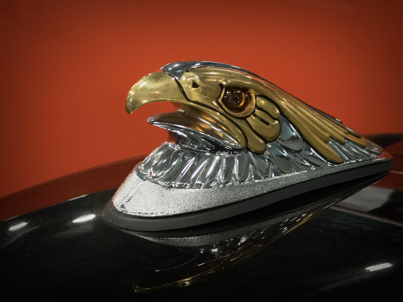 MG Eagle Ornament