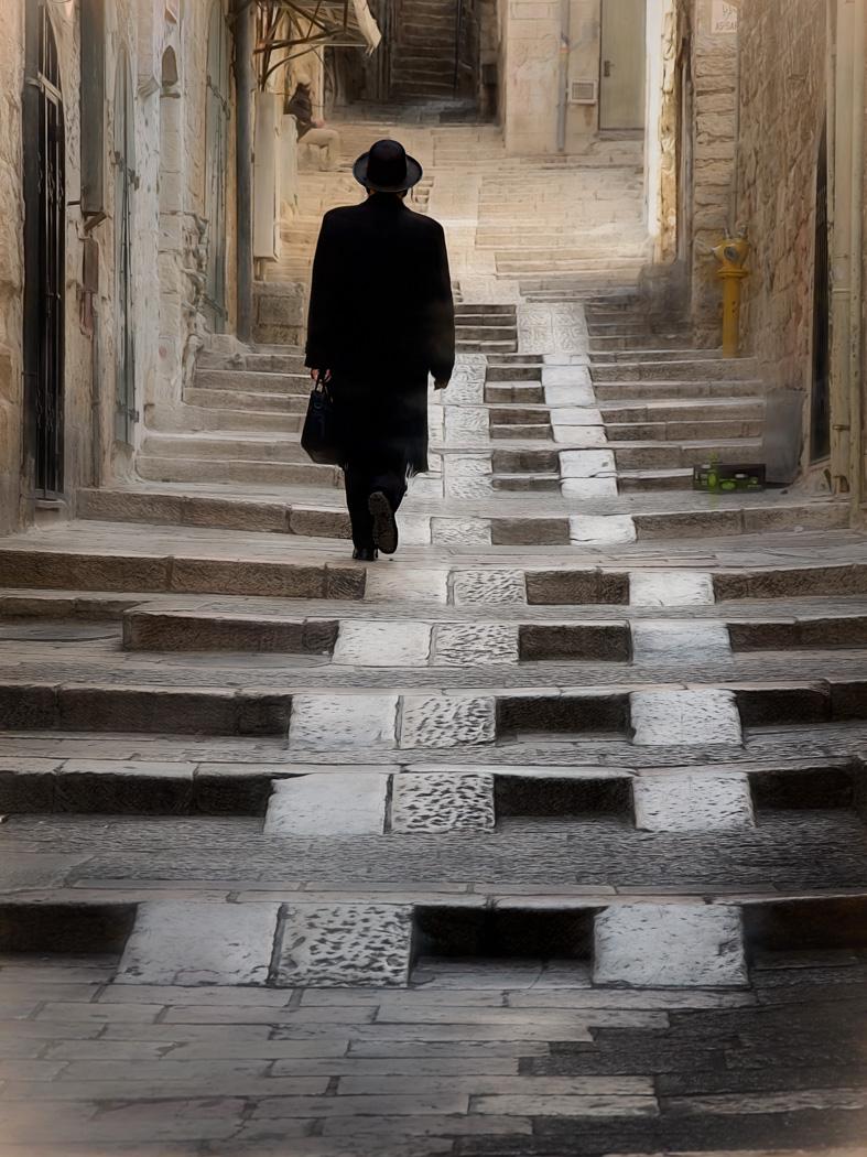 Downtown Old Jerusalem