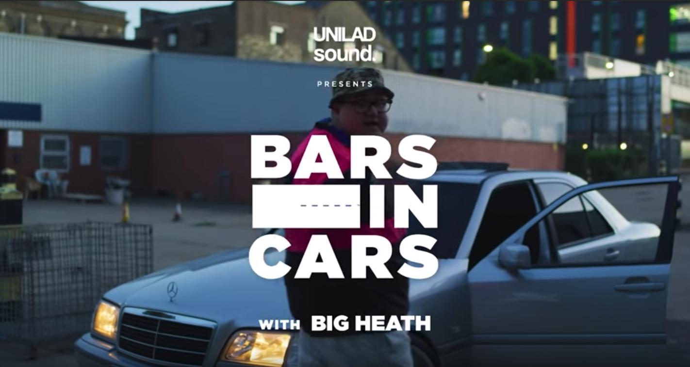 Bars In Cars: BIG HEATH | UNILAD Sound