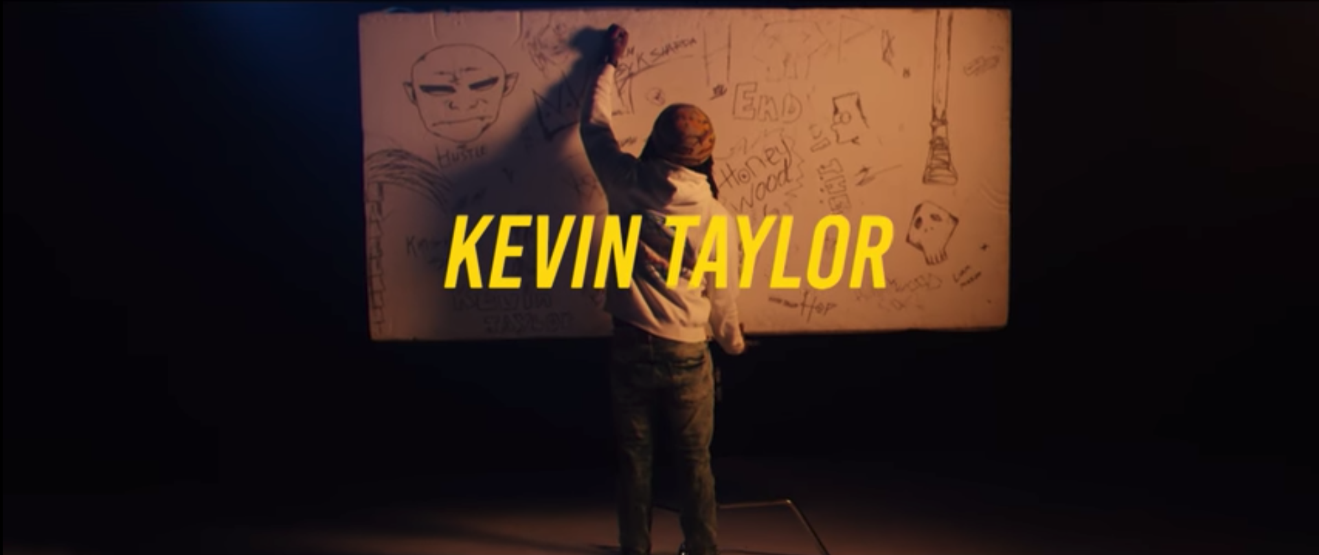 Kevin Taylor - End of the Night (Official Music Video)