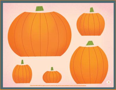 Pumpkin Play Mat