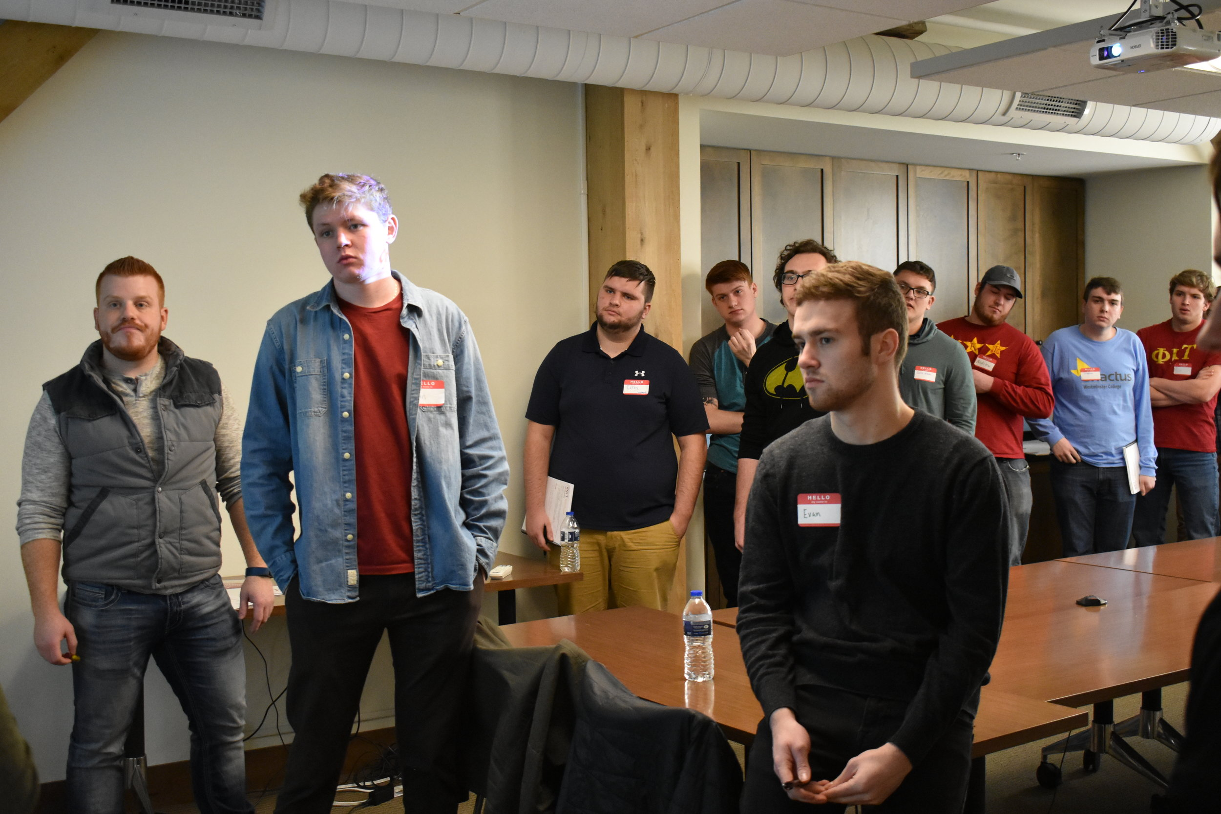 Participants had to react quickly to a situation and then provide an explanation for the decision they made
