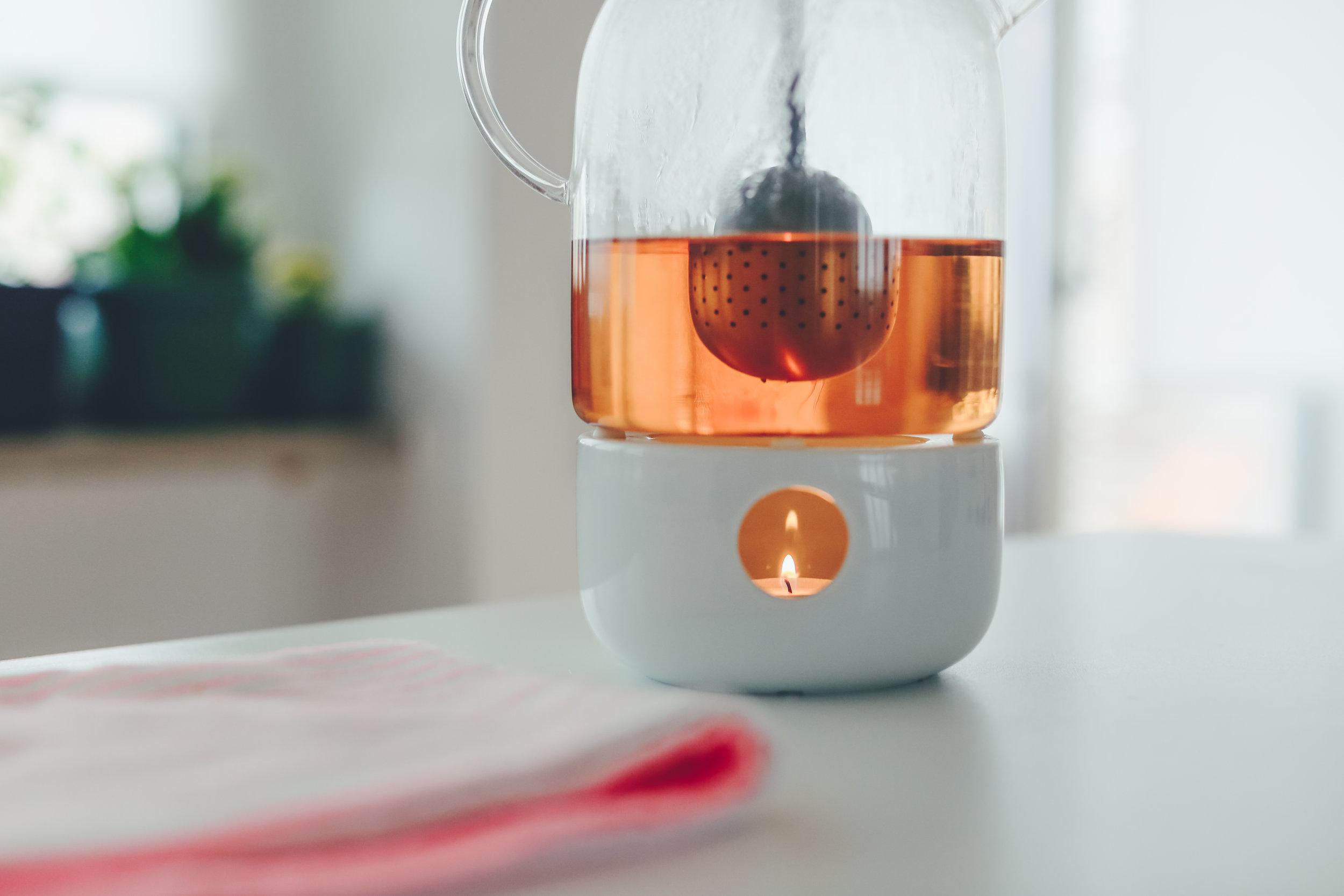 D.I.Y. Tea Projects -
