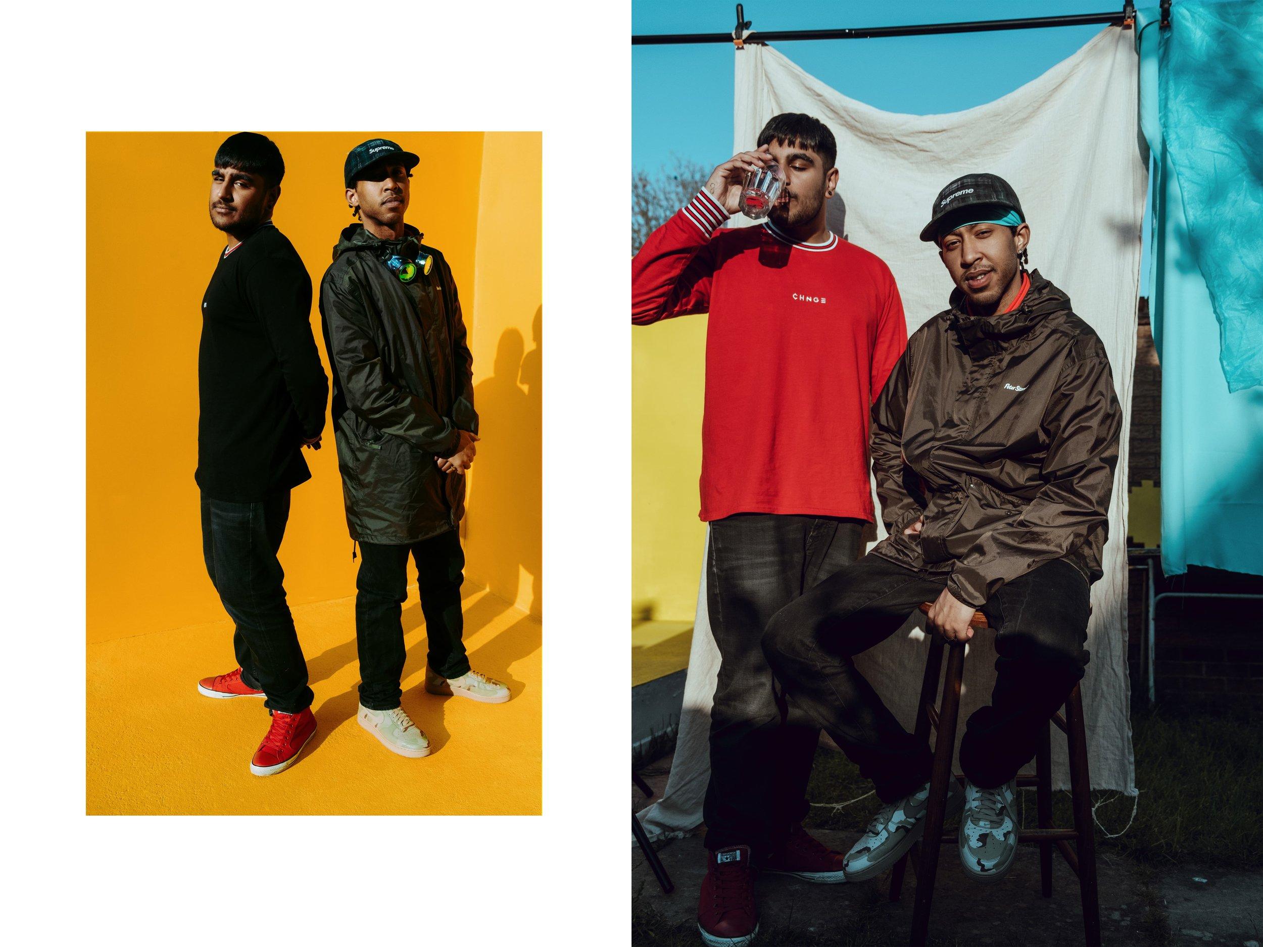 Roheed | @roh.box + Lamar Trey