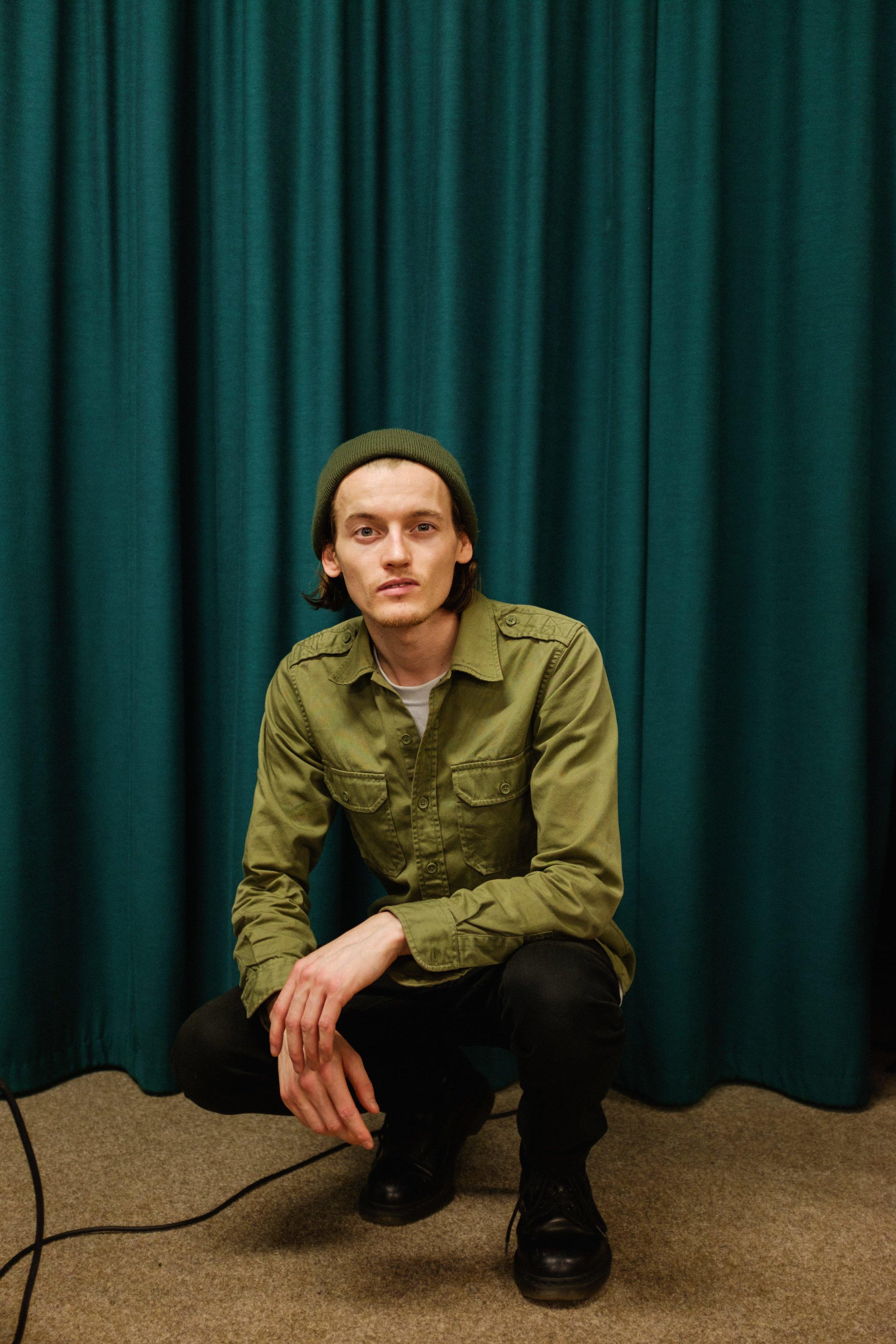 Musician + singer, Lee Reidy