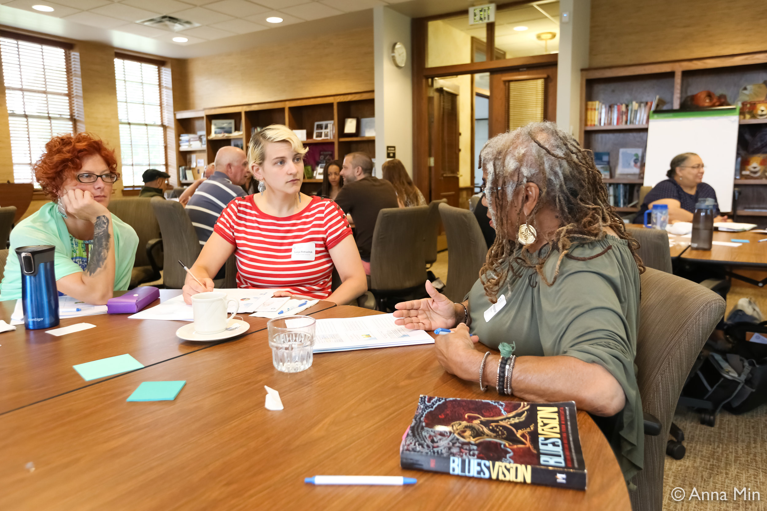Listen. - What does it sound like, look like and feel like to be accurately represented in the media? How would more accurate racial narratives influence how you experience public life and decision making?We conducted 17 listening sessions with various stakeholder groups around Minnesota to learn the answers to these and other questions. Read the key takeaways and recommendations from those conversations.