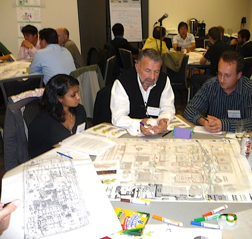 From an ecocity charette with the British Columbia Institute of Technology, Vancouver