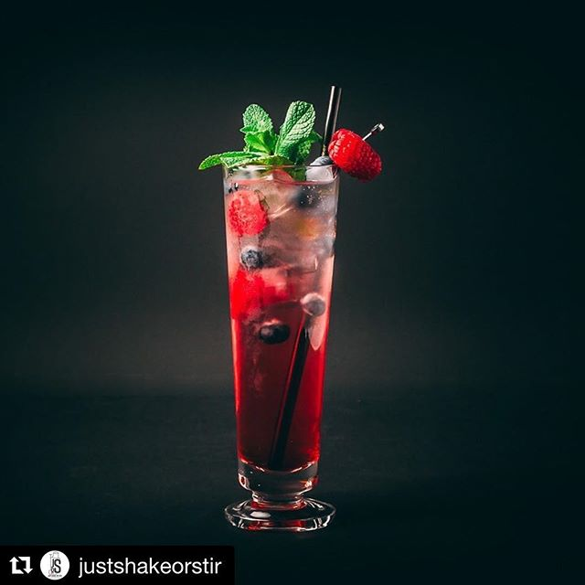 Today's glorious recipe comes from @justshakeorstir who has concocted a glorious Spring Tipple using The Driver's Tipple! Cheers! . . #Repost @justshakeorstir ・・・ ---------- SPRING TIPPLE • Ingredients: * 50ml Drivers Tipple * 15ml Cinchona Syrup * 10ml Raspberry Syrup * Rose Lemonade [to top up] • Build directly in your favourite glass. Add the ice and all ingredients. Gently stir, garnish with Fresh Raspberries, Blueberries and Mint Leaves and enjoy. Always use reusable straws. I love mine from @sucker.straws • * Recipe © - @justshakeorstir * Photography © - @georgippetrov • I can feel spring now. I love this moment. Spend my morning cleaning my plant's beds, preparing my mini apple and cherry trees for planting and start getting ready for my veg plot. • Yes, I do love gardening. Nothing is better than growing your fruits 🍇 🍓, veg 🥬🍆 and herbs 🍃. Freshly picked from the garden for a tasty meal 🥘 or cocktail 🍹. In days like this, I don't feel like drinking strong beverage. And this is when a nice refreshing mocktail comes to the rescue. • I used my bottle of @thedriverstipple as a base. 0 sugar, 0 sweeteners and most important 100% vegan. Fantastic for refreshment. With the help of Cinchona Syrup @thecraftybotanist to add some earthy notes, raspberry syrup @fentimansltd for extra sweetness and rose lemonade @fentimansltd for flowery notes. • Enjoy, and have a lovely week Drinkstagram. • #nonalcoholic #designateddriver #thedriverstipple #spirits #UK #Imbibe #Drink #Travel #cocktail #cocktails 🍹 #drinkstagram #mixology #cocktailgram #cocktailoftheday #mixologist #craftcocktail #cocktailrecipes #garnishgame #cocktailphotography #cocktailrecipe #craftcocktails #homebartending #justshakeorstir #homebar