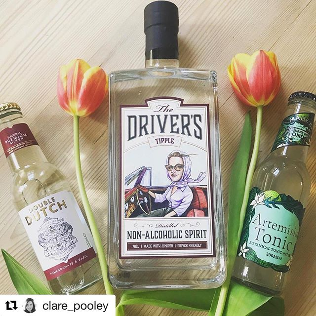 Thank you very much @clare_pooley for this excellent review, we are thrilled you're enjoying our non-alcoholic Tipple, along with very fine pairings expertly suggested by our friend @wisebartenderuk do visit his online shop to buy these! Cheers! #tippleandtonic . .  #Repost ・・・ Words cannot express how much I ❤️ @wisebartenderuk Look what he's sent me in time for the Easter holidays! @thedriverstipple Gin not only tastes like the read deal, but has the coolest label ever, and @doubledutchdrinks and @squarerootldn make the yummiest mixers. Alcohol free just gets more and more exciting. Full disclosure, these drinks were gifts, but that just makes them tastier. If you quote SoberMummy at the checkout @wisebartenderuk will give you 5% off all alcohol free drinks! 🎉🙌🏻👊🏻 #alcoholfree #soberlife #sober #soberliving #mocktails #soberissexy #soberspring #thedriverstipple
