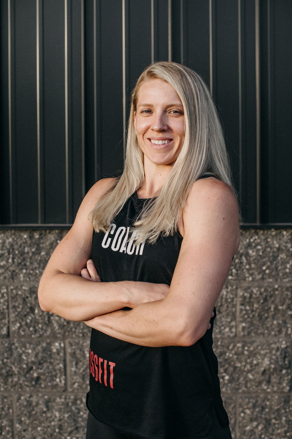 Shawna Weathers - Started CrossFit inEducation/Certifications:Favorite WOD:Why I love CrossFit, or how it has changed my life: