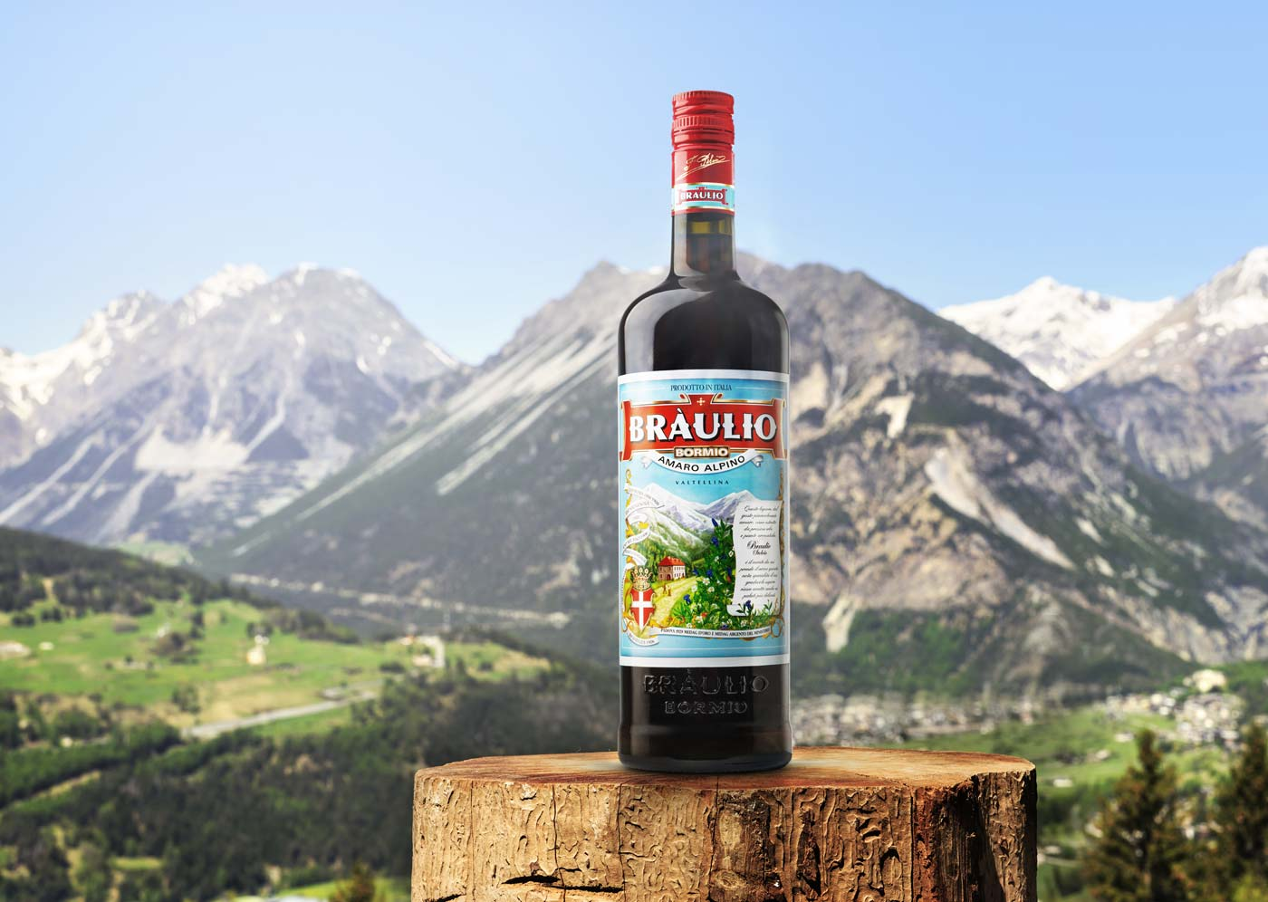 """Braulio Amaro - An Italian Alpine style digestif for after the holiday meal. """"It just tastes like a mountain forest — a little floral, a little earthy, crazy-herbaceous, with a strong mint-menthol aspect too."""""""