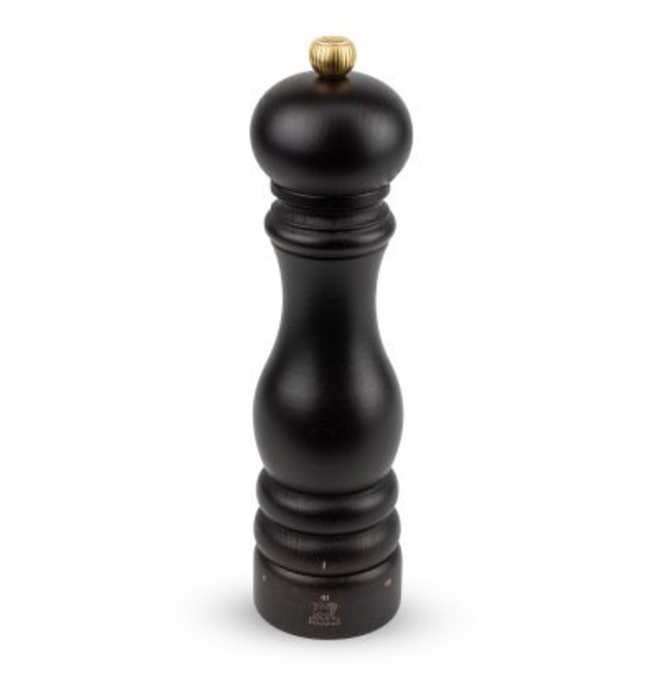 Peugeot Pepper Mill - A turned wood beauty to admire on your table nightly.