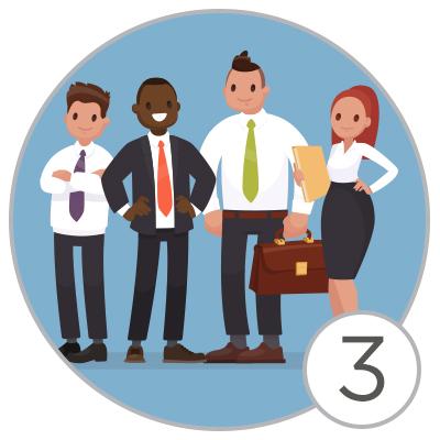 Retain. - Retain your employees.