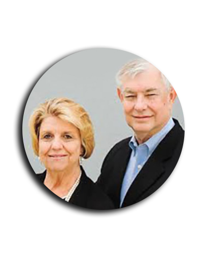 Jim and Carla Gutel, - Directors: Southern California School of Ministry