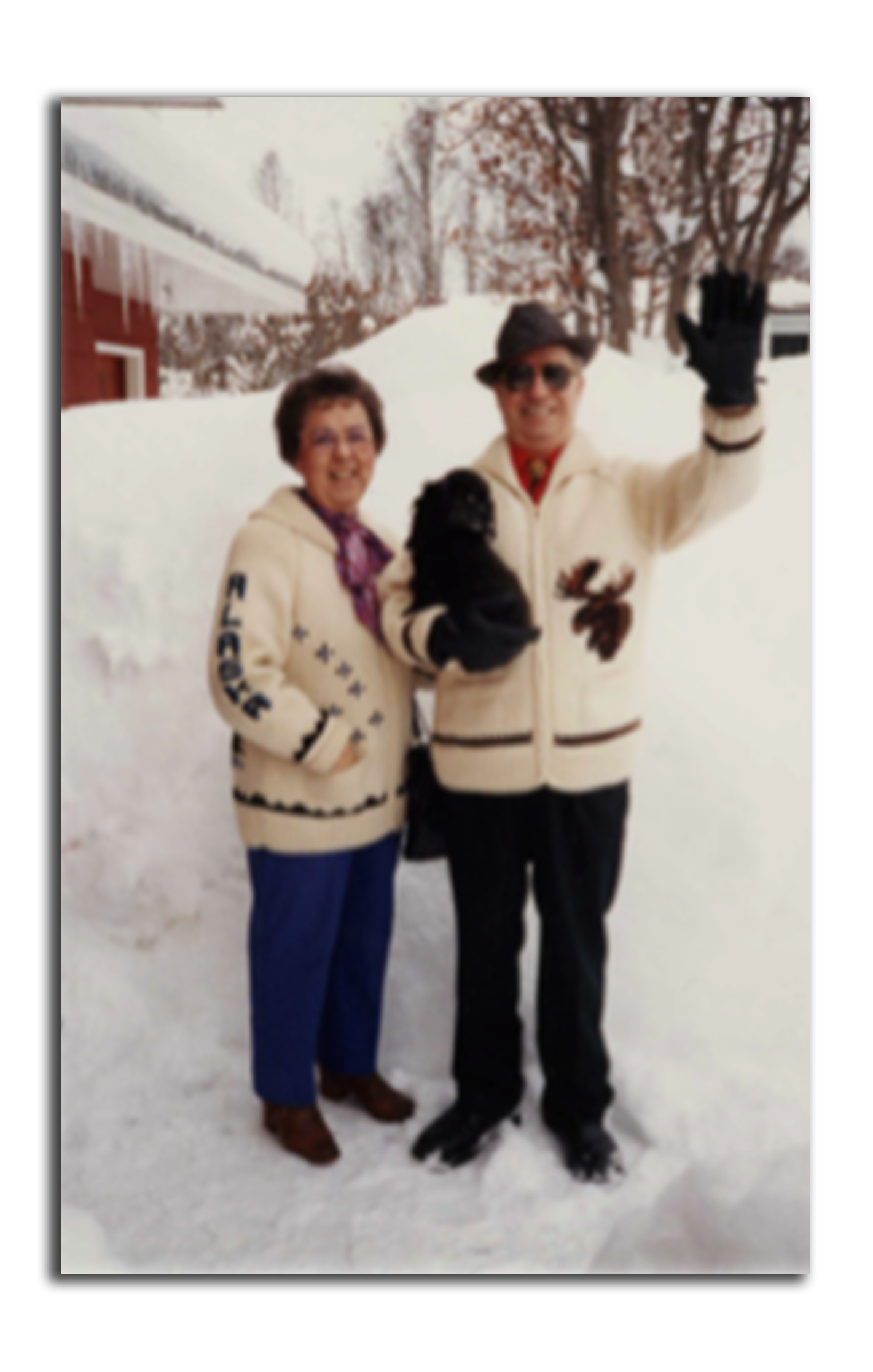 1970 - Visiting Alaska in evangelistic ministry in 1970, Neale and Ida Sheneman strongly sensed the spiritual darkness and growing number of people without a saving experience with Jesus in East Anchorage.