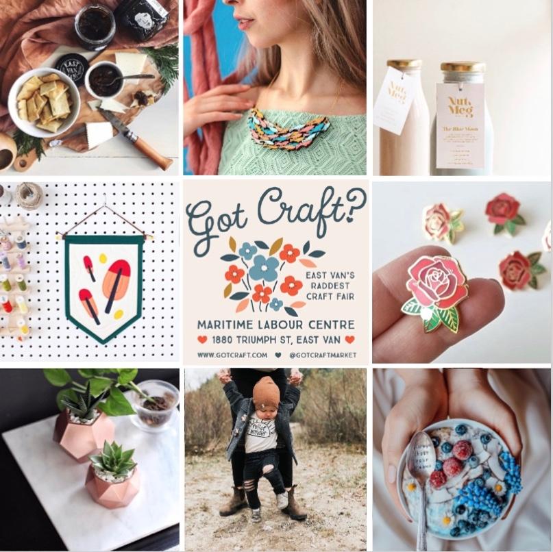 Got Craft Spring Market   May 4 + 5 2019