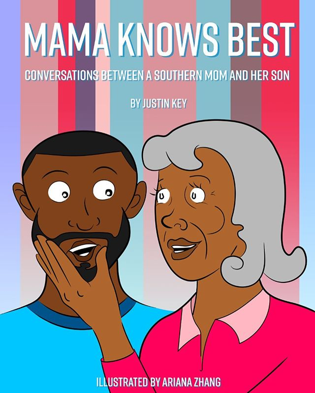 #MamaKnowsBest Update: Y'all, the studio just sent over the file. THE FILE. I just listened to the ENTIRE audiobook....nervous, excited, a little scared but mostly thankful for the opportunity to create art that will outlive me. THIS AUDIOBOOK IS SO DAMN GOOD!! Thank you to my mama, Debra Wilson, my producing partner Kee Seymore for your creative genius and checkbook 😉 💰 and everyone for pushing me to make this project happen. ALSO, THE AUDIOBOOK WILL BE RELEASED ON MY BIRTHDAY, AUGUST 6TH. Stay tuned... #JustinKey #JustAKeesProductions #DebraWilson #DontWaitCreate #ActorsLife