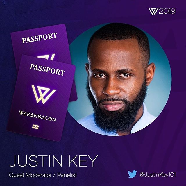 CHICAGO, what's good?? Next weekend is gonna be 🔥! Be sure to get your badges for the weekend! #JustinKey #MamaKnowsBest #Chicago  REPOST: Justin Key (@justinkey101) will be making his way to #Wakandacon this summer in Chicago! Creator of Mama Knows Best featuring MadTV alum Debra Wilson, Top 40 Under 40 receipient and recently named Black Enterprise Man of Distinction, Justin will be on a panel discussing this Intesection of Social Media and Black Creativity.  #blackexcellence #millennialmogul #wakandaconforever #wakandacon2019