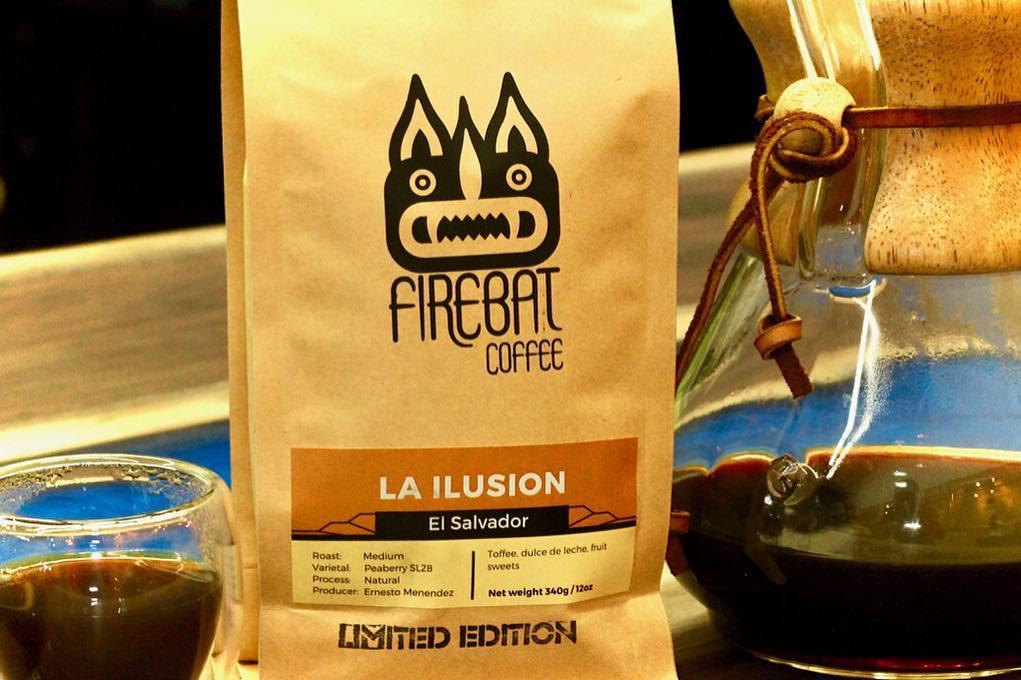 Image Credit:  Firebat Coffee