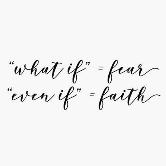 Going forward, you have a choice to make. We've made ours. . . . We hope you'll choose faith. . . . #keepthatsameenergy #faithoverfear #fearistherealfboy #faithorfear #youchoose