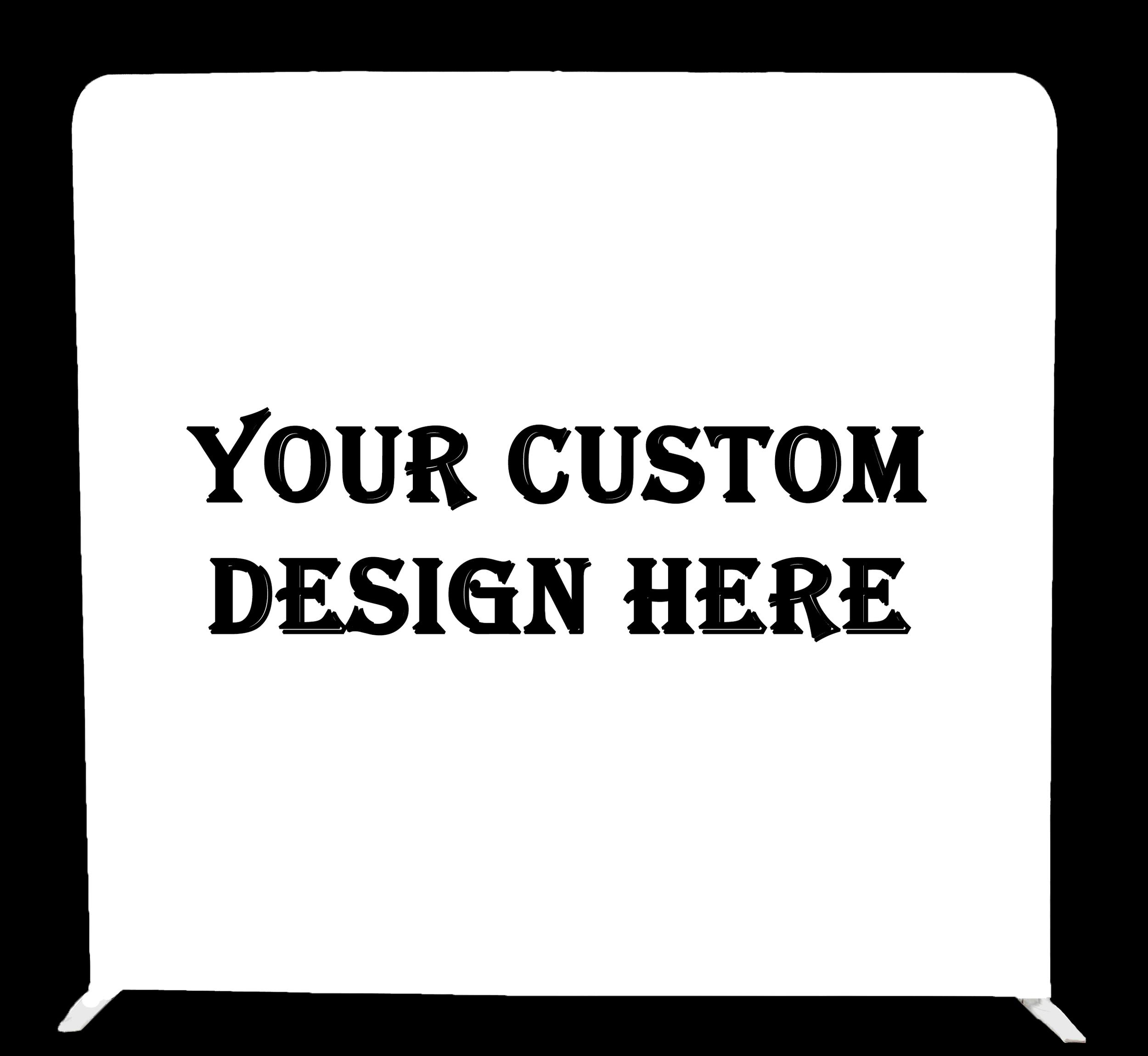 Custom Design Additonal Cost