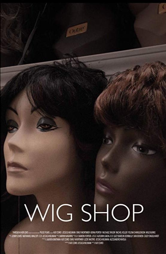 Wig Shop  (2017, short)  Production/mix with Jenny Lewis & Nate Walcott
