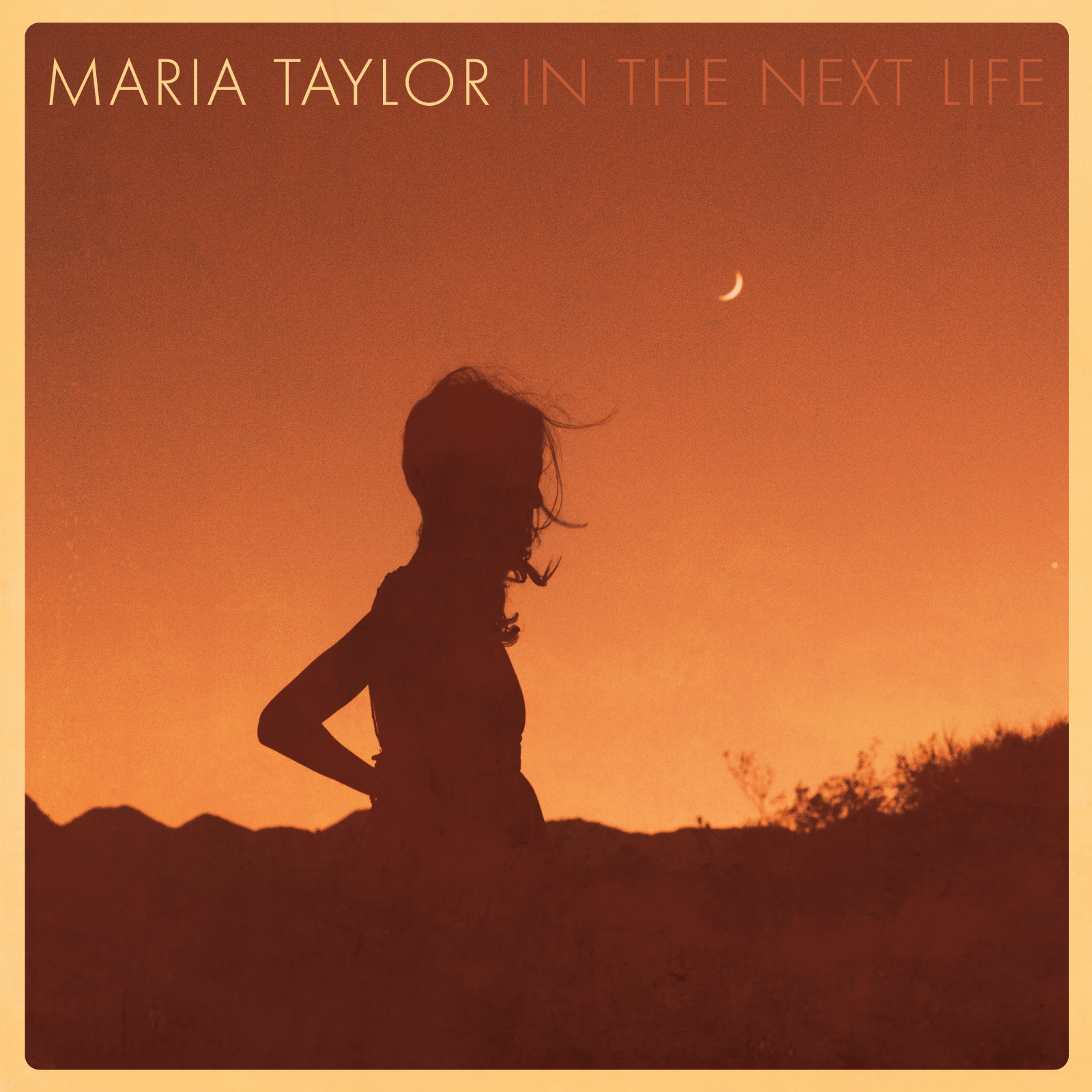 Maria Taylor   In the Next Life  (2016, Flower Moon Records)  Mix/lap steel