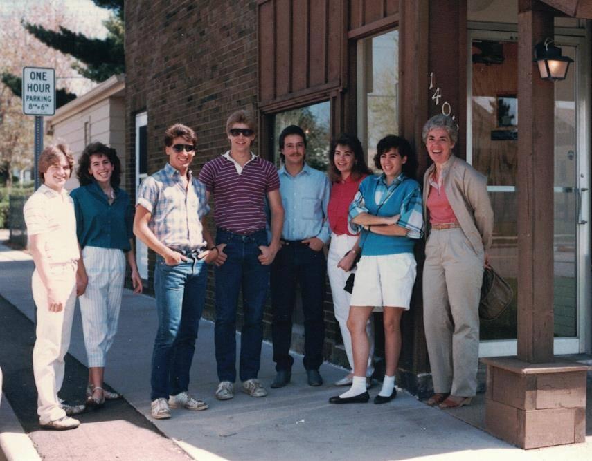 1985 - Gary Lonetti Family