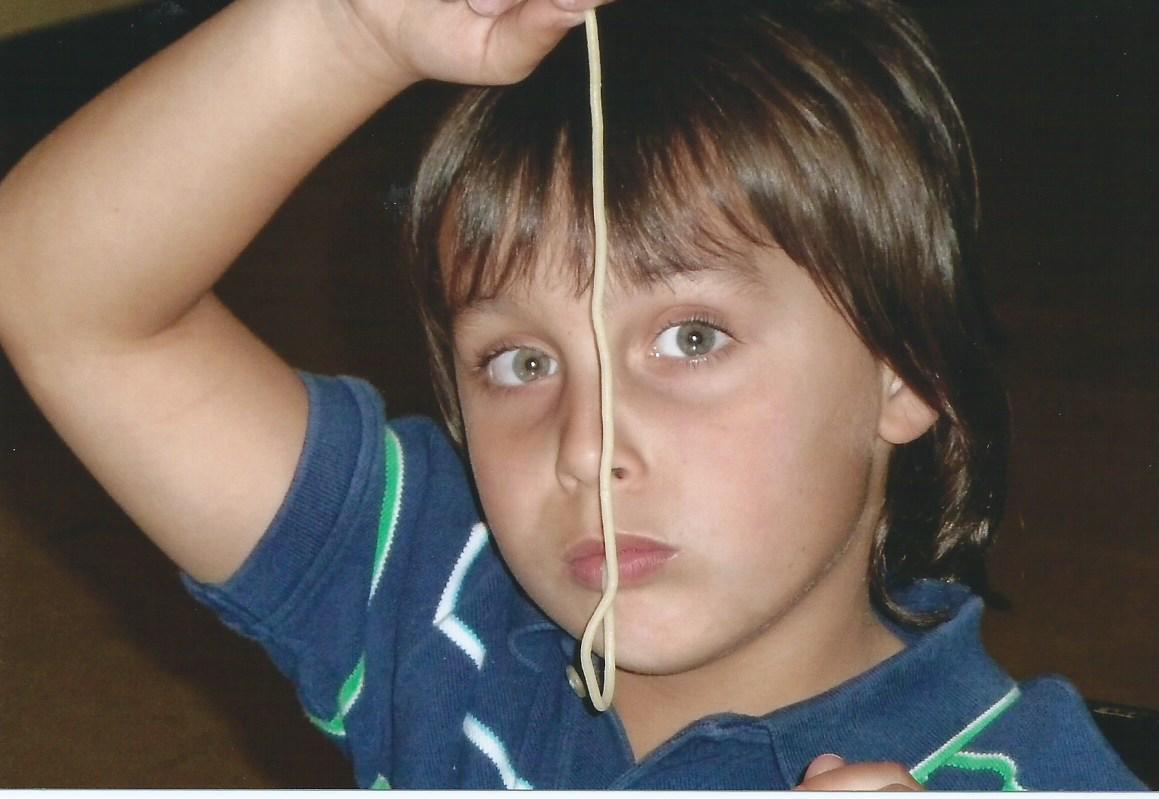 2012 - Simon and noodle