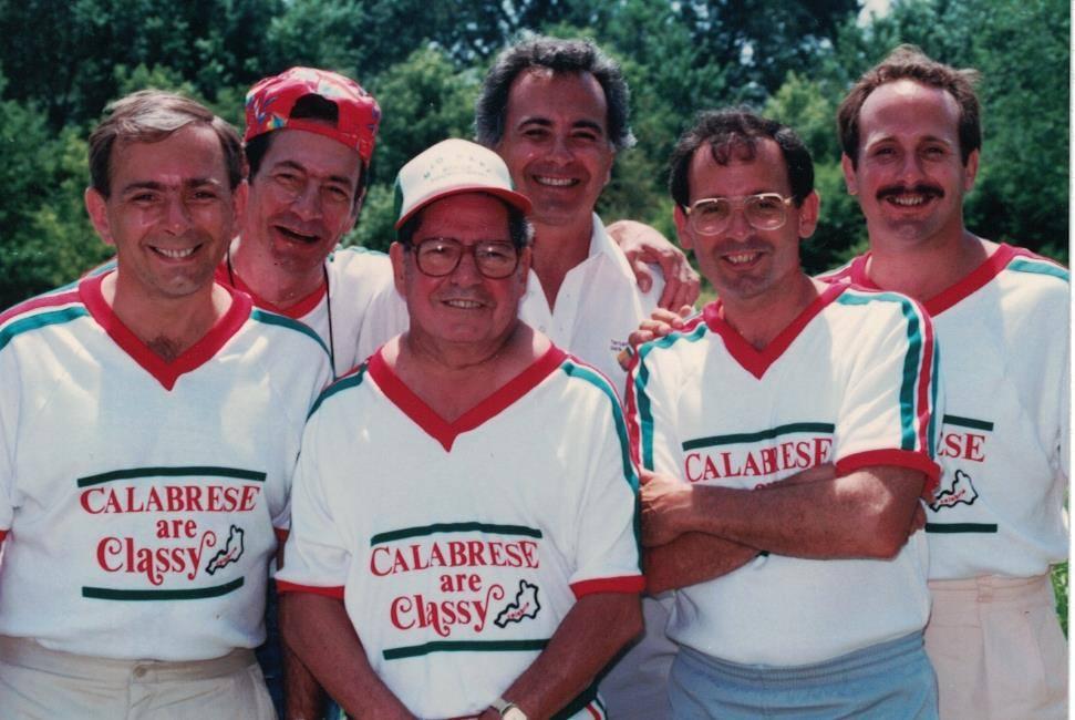 1988 - Lonetti Men; Calabrese are Classy