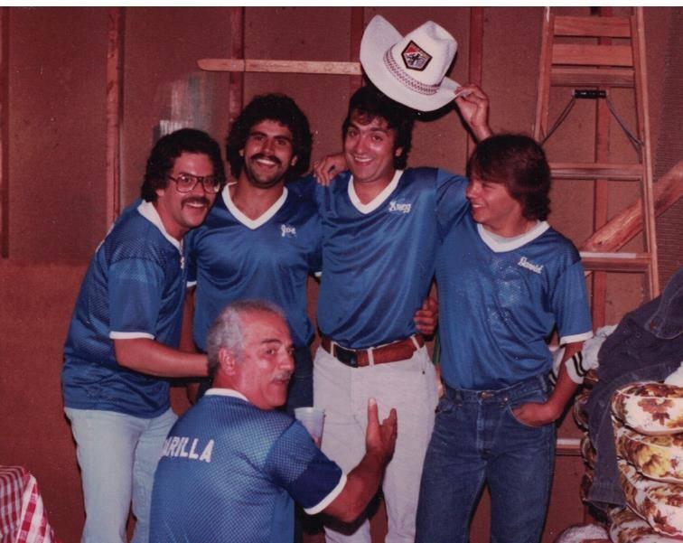 1981 - the Barilla Men