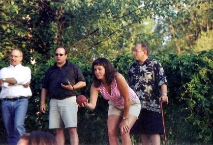2003 - Katie shooting