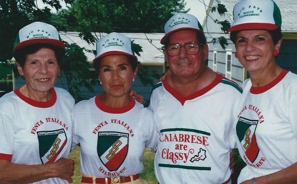1989 - Gen, Ce Grandpa and Rose