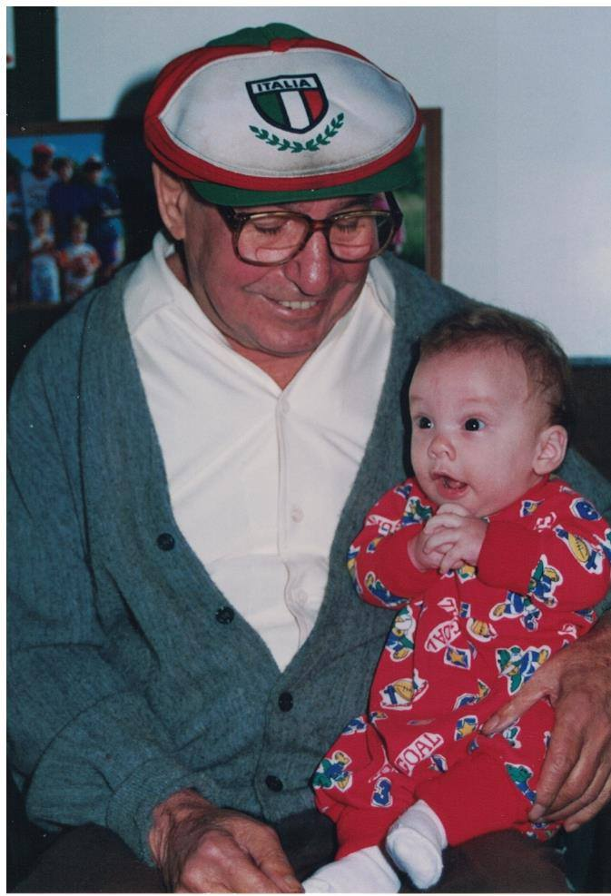 1993 - GreatPa and James