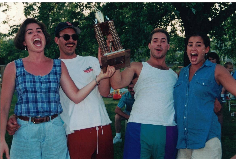 1994 - The Cousins, Champs!