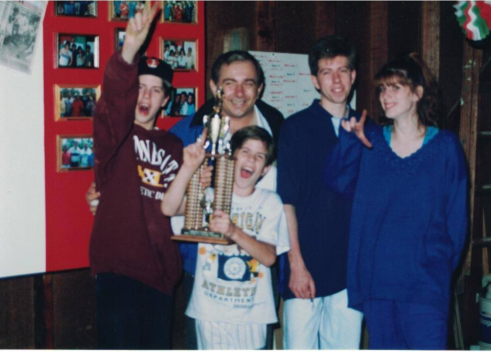 1993 - Coxey's Army Champs!