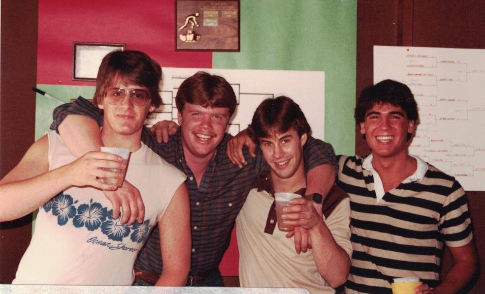 1983 - The Marthoners, Champs!