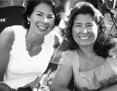 2009 - Cousins Ann and Maribeth