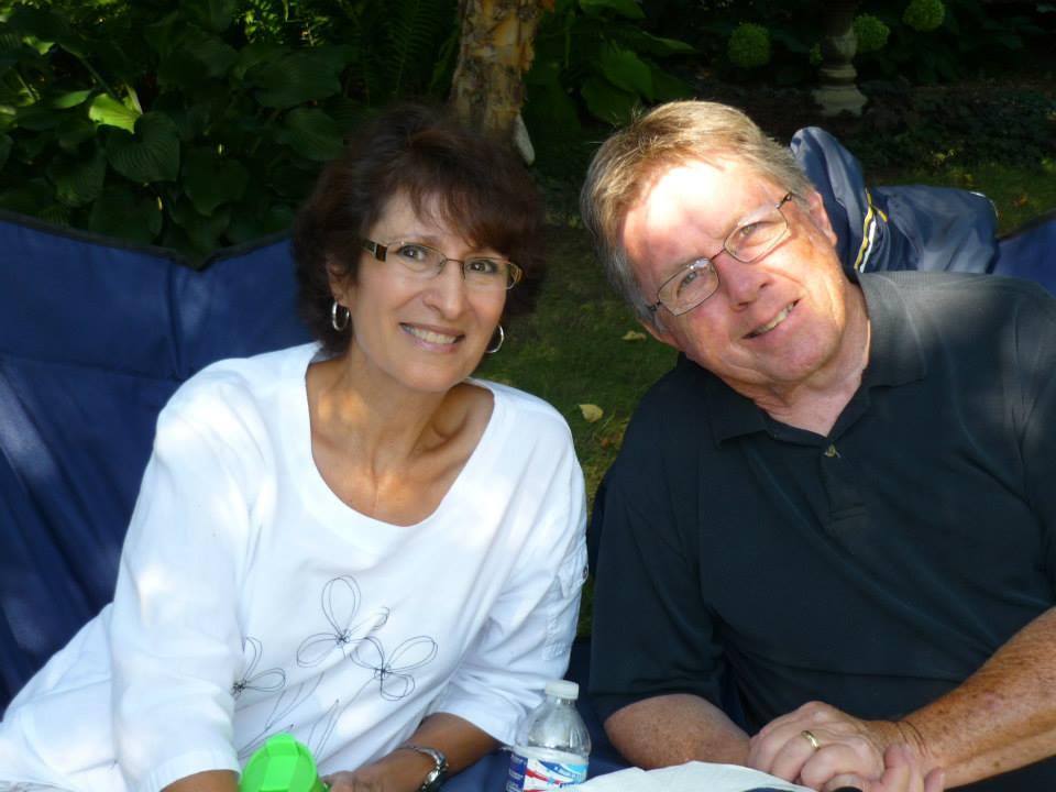 2014 - Paula and Bob