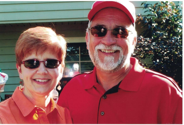 2011 - Judy and Greg