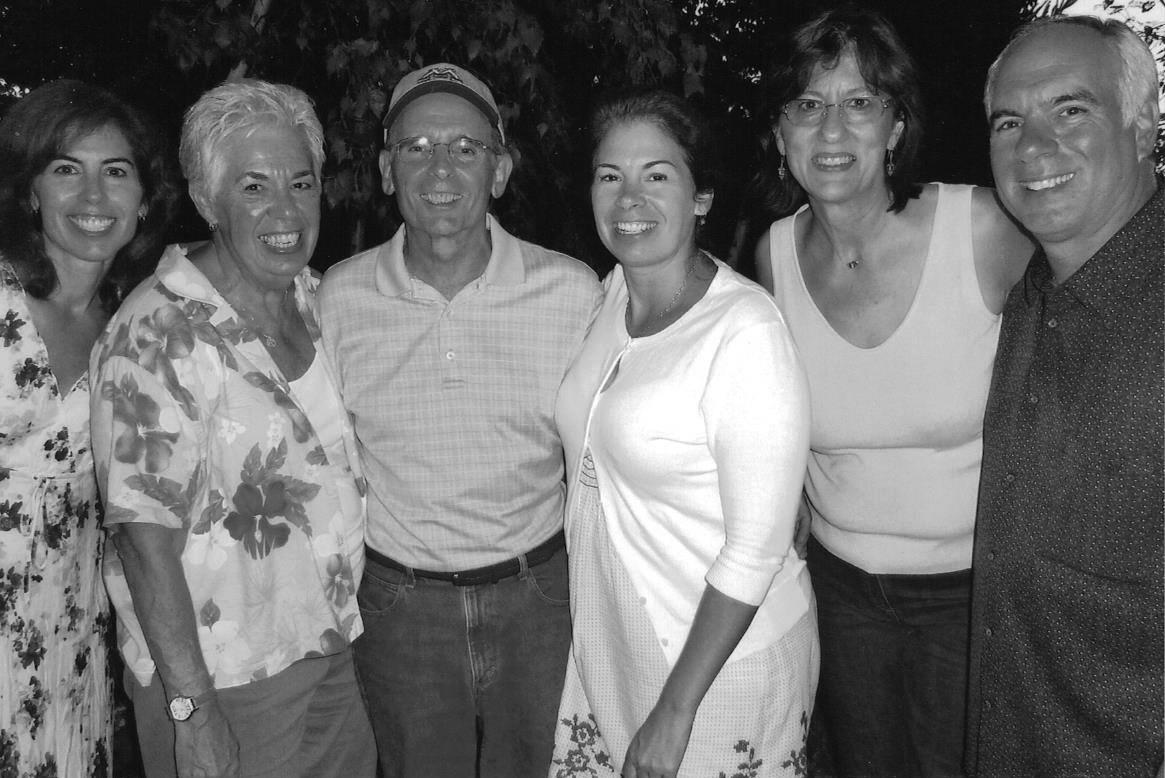 2011 - Steph, Claudia, Gary, Ann, Mary and Steve