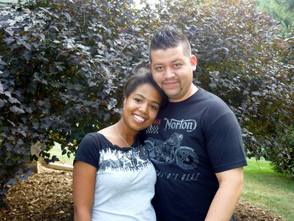2013 - Rachel and Joe