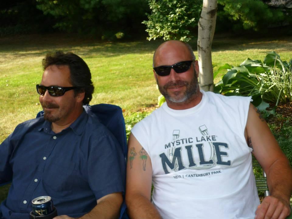 2013 - Dan and Vinny
